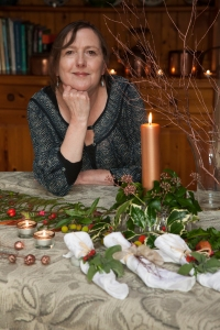 Denise Dunne of theherbgarden.ie© Jane Powers